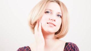 видео Как сделать прическу каре из длинных волос