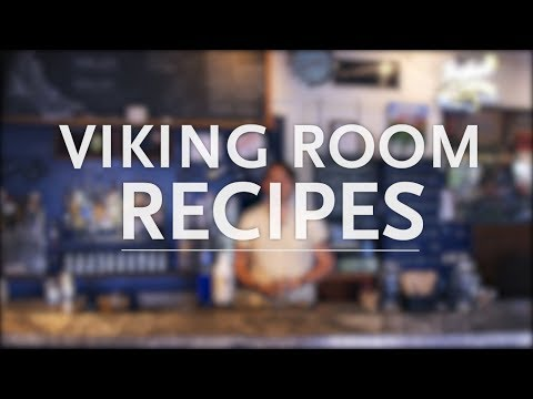 Viking Room Recipes