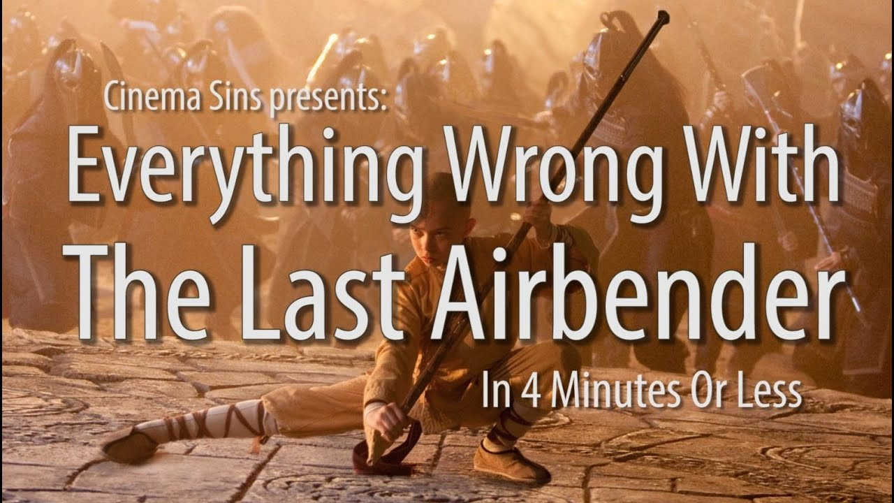 Download Everything Wrong With The Last Airbender In 4 Minutes Or Less