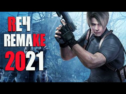 Resident Evil 4 Remake Confirm For 2021 News Update For Ps5