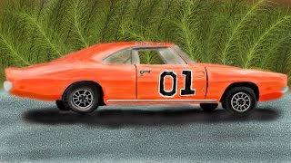 General Lee (Dukes Of Hazzard): Timelapse