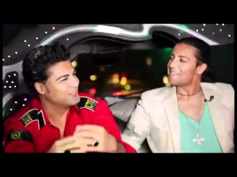 Kamran & Hooman Interview in PMC Limo - YouTube.flv