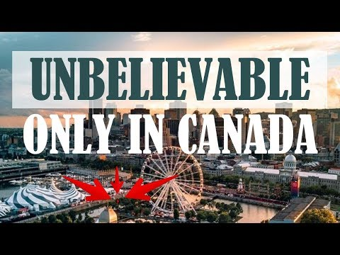 Unbelievable Canada Travel Guide - Must Visit Cities