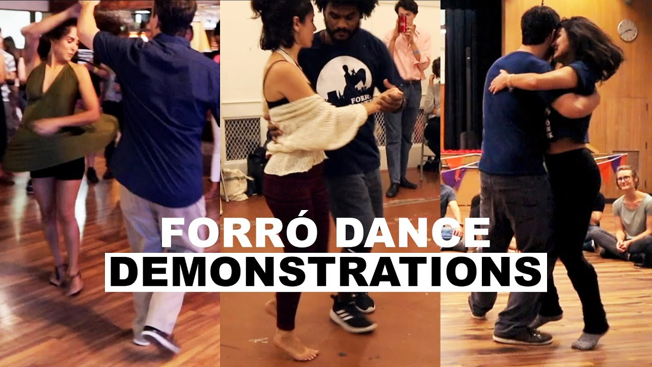 5 Tips for you to learn forró moves on YouTube
