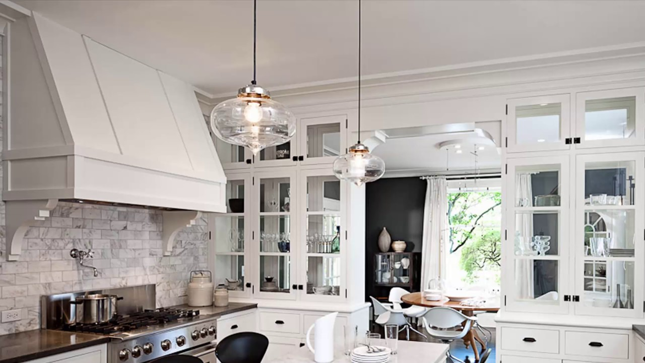 Two Pendant Lights Over Dining Room Table YouTube - Two pendant lights over dining room table