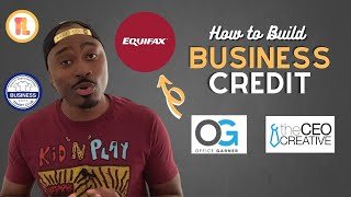 5 Easy Approval Vendors that report to EQUIFAX | Business Credit