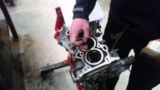 Vérification des segments d'un moteur
