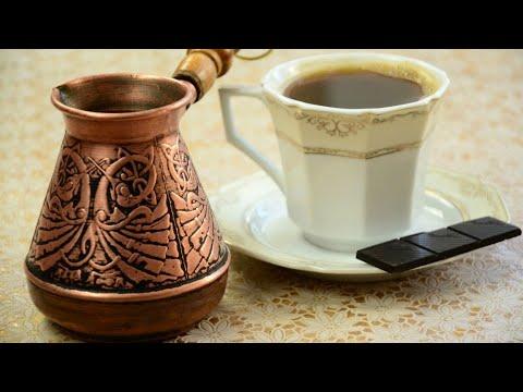 Кофе в турке Как правильно варить кофе