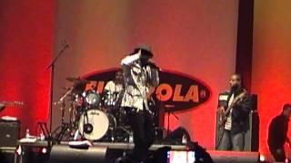 BeenieMan - toyfriend ( buzz riddim ) @ Amsterdam Reggae Festival 2012