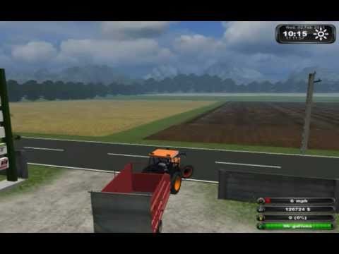Thumbnail: Farming Simulator 2011-UTB 1010 mod from Ionut not adriano