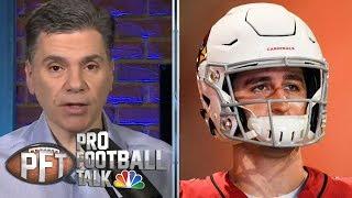 Should Cardinals draft Kyler Murray, trade Josh Rosen?   Pro Football Talk   NBC Sports