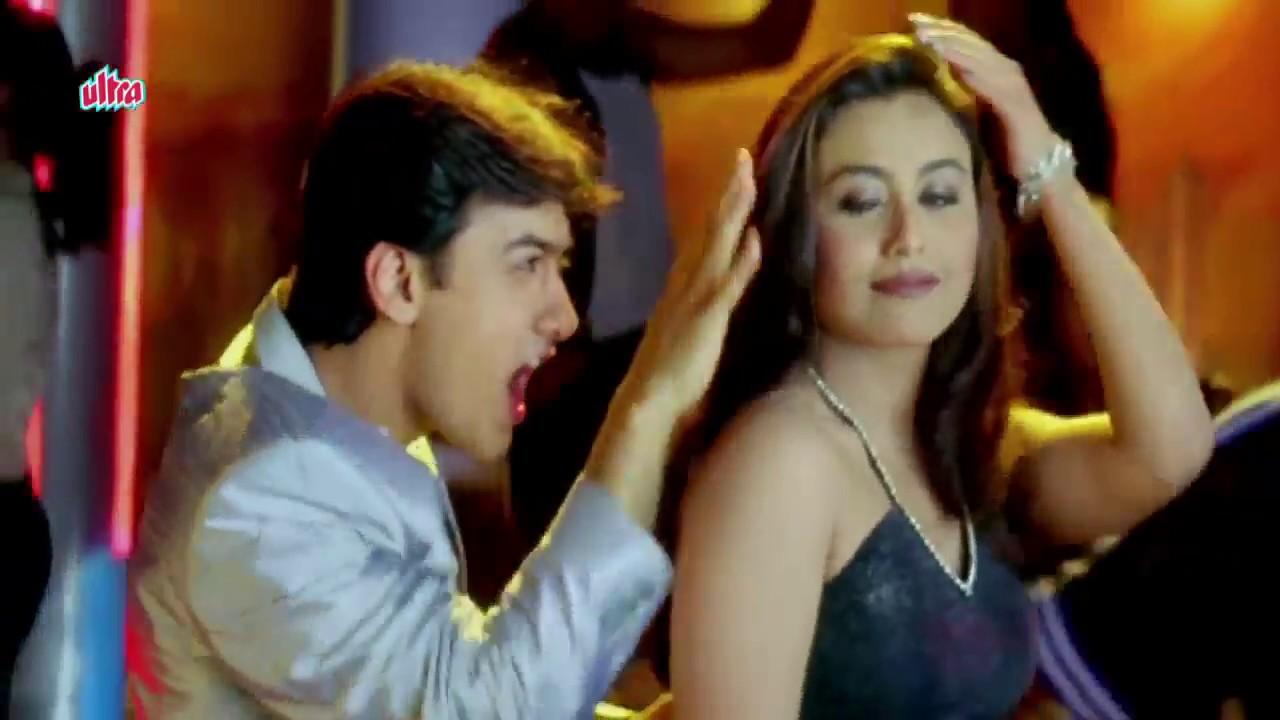 Download Kali Nagin Ke Jaisi Julfe Teri, Movie Mann, Song Actors Aamir Khan & Rani Mukherjee HD Video Song