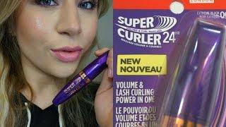 """Rimmel """"Super Curler"""" Mascara [First Impressions]"""