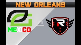 Optic Mexico vs Rise Nation | Gears Pro Circuit New Orleans Day 2