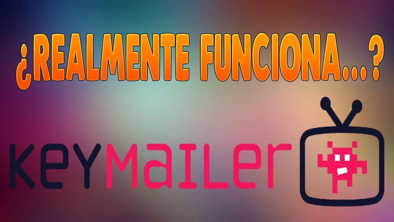 Realmente Funciona Keymailer ? - Español   Doovi