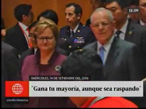 América Noticias: Primera Edición - 15.09.16