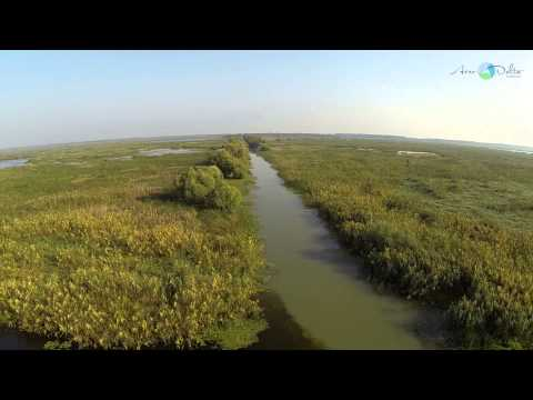 Danube Delta - Aerial Video