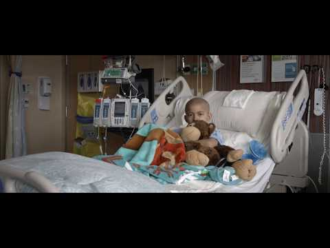 UCSF Benioff Children's Hospital Peds Cancer Music Video Rise Up BeGold4Kids