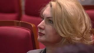 Ежегодный отчет главы региона перед депутатами о результатах деятельности Правительства края