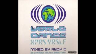 Andy C World Dance XPRS YRSLF CD Two (2002)