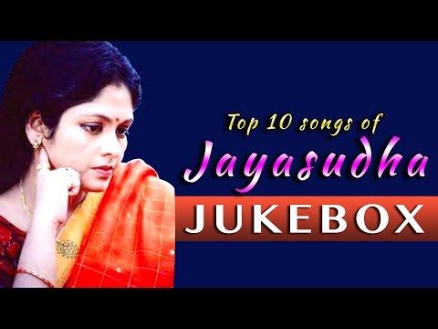 Top 10 songs of Jayasudha | Telugu Movie Audio Jukebox