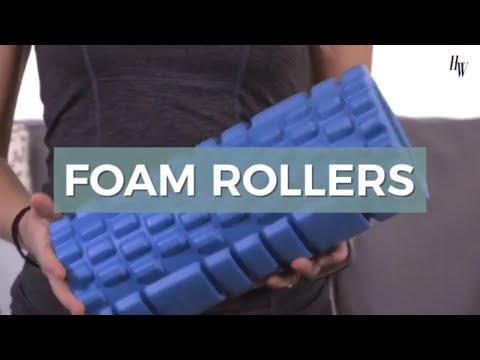 Refresh + Recover: Foam Rolling