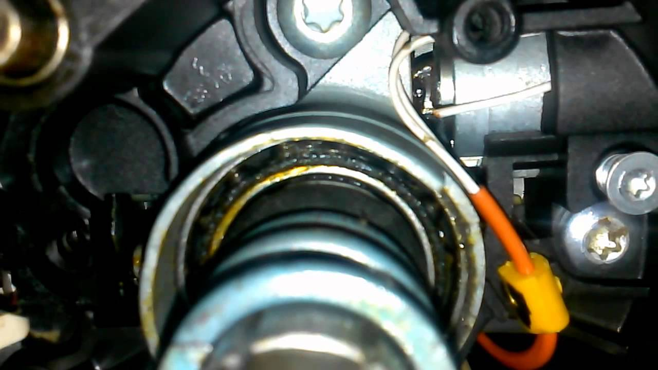 GM How to Replace Ignition Lock Cylinder  YouTube