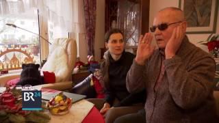 Franz Kupka ist blind und taub