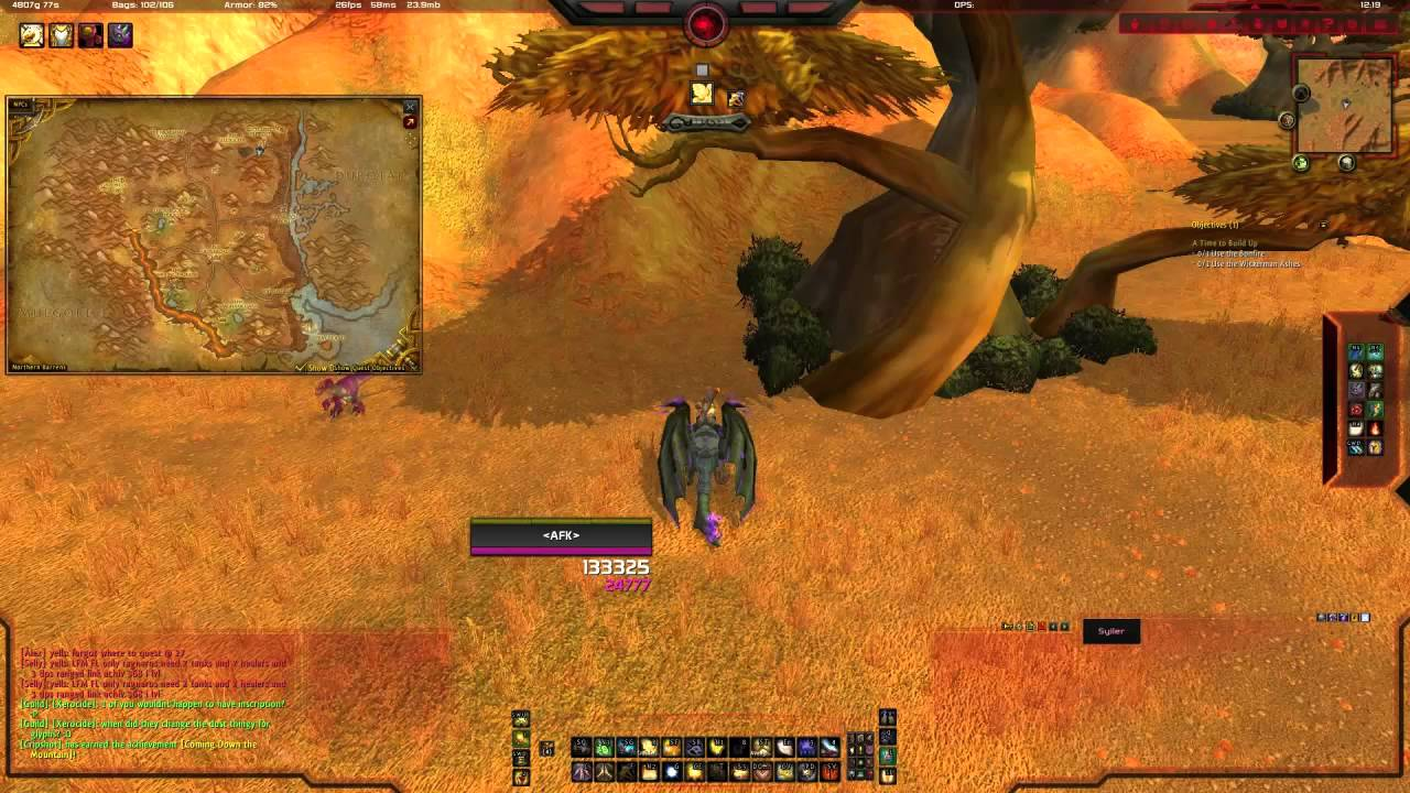 Wow: easy battle pet leveling level 1 to 25 in 10 minutes youtube.