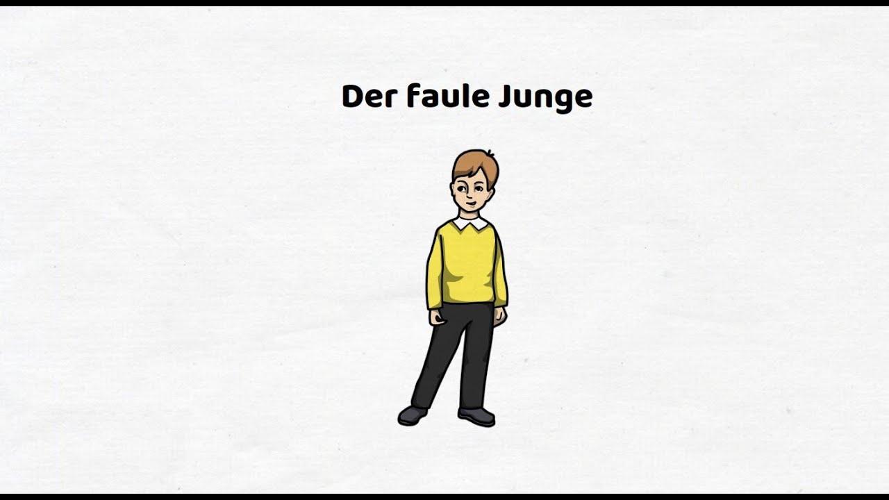 تعلم الألمانية من الصفر - الدرس الأول - YouTube