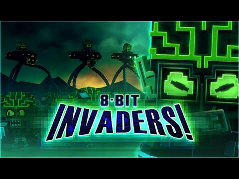 8 Bit Invaders скачать торрент - фото 2