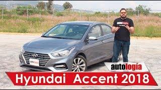 A Prueba Hyundai Accent y las razones por las que es una buena compra смотреть