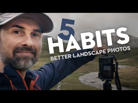 Simple tips to improve your Landscape Photography