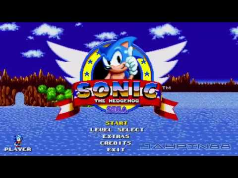 Sonic 1 Almost Remastered (SHC 2018) || All Bosses + Extras! (720p/60fps)
