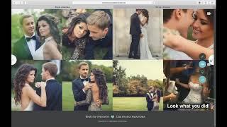 Конструктор свадебных сайтов - wedding site
