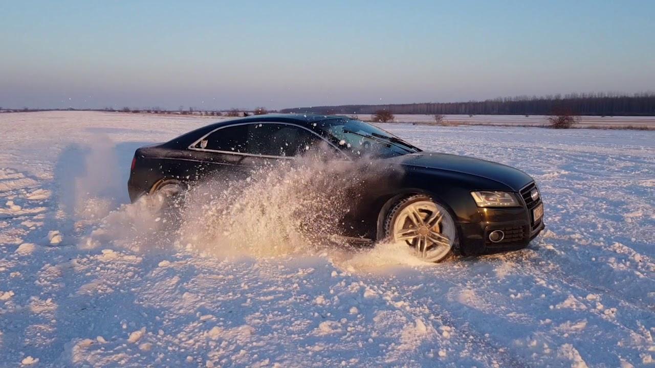 Audi A5 3.0 TDI Quattro Drift