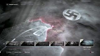 WW2 campaign walkthrough#2