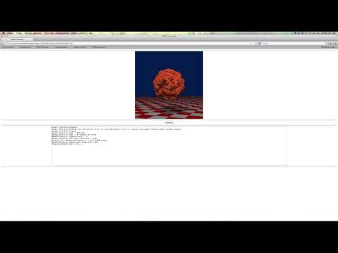 OpenCL to WebCL with Emscripten (Mandelbulb demo)