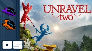Let's Play Unravel 2 [Coop] - PC Gameplay Part 5 - Is That All There Is?
