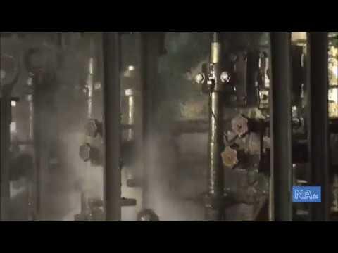 Pulizia impianti vetrerie