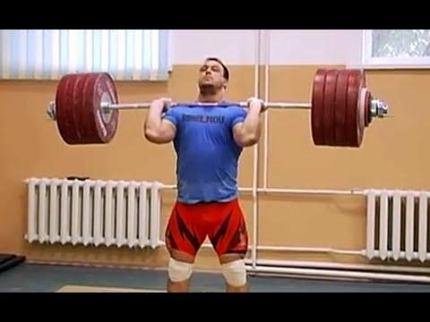 Ilya Ilyin - Olympic Weightlifting Motivation - 2016