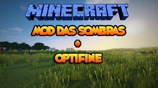 Minecraft 1.8 como instalar o shaders mod + Optifine
