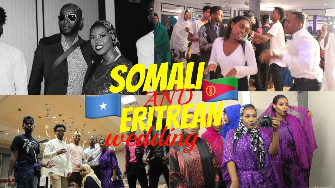 Somali And Eritrean Wedding/ISKALAAJI PERFORMANCE
