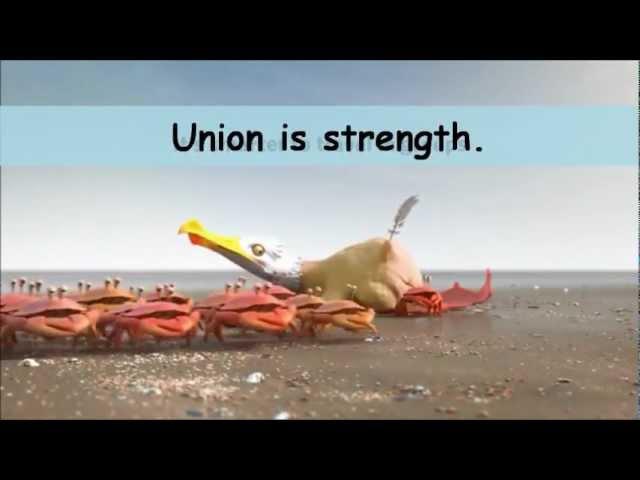 V jednotě je síla