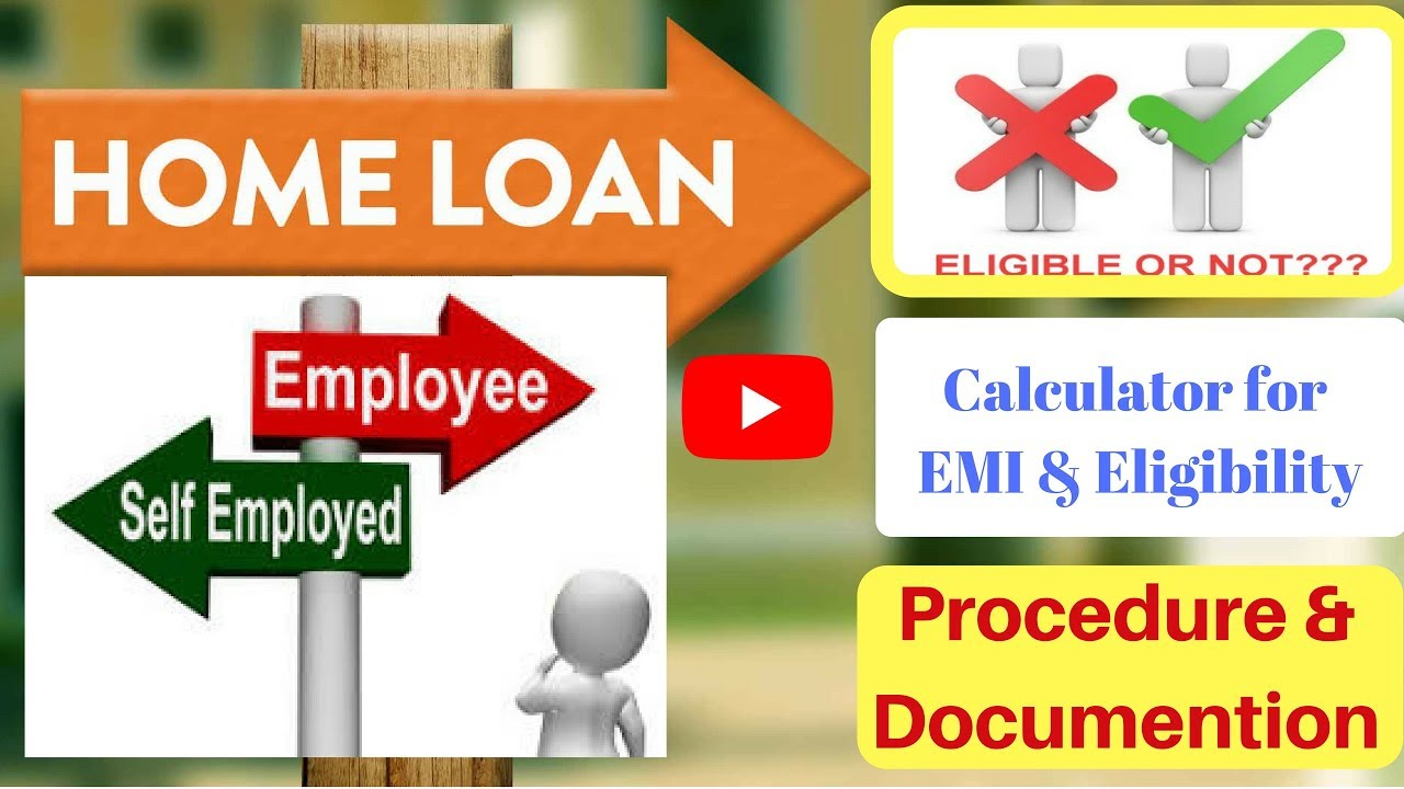 Home loans For first time buyers Hindi | Home loan interest rates calculator excel formula - YouTube