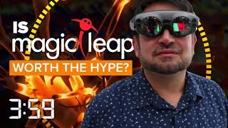 Is Magic Leap the AR breakthrough we've all been looking for? (The 3:59, Ep. 439)