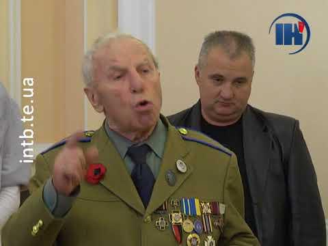 Телеканал ІНТБ: У Тернополі почали відзначати річницю УПА
