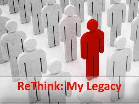 """RETHINK Your Legacy"" RETHINK Series Finale -Richmond Road Baptist Church"