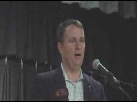 GA Representative Matt Ramsey at Fayette GOP Mass Meeting