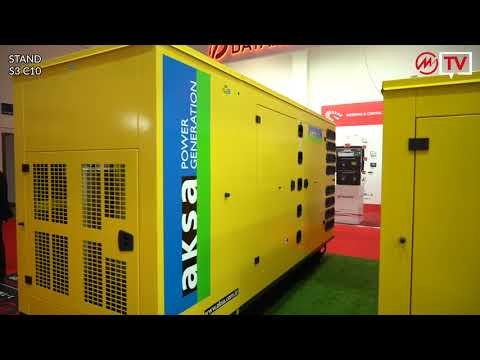 Aksa Power Generation Talks To MEE TV At MEE 2019